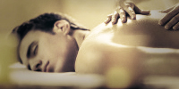 Sports Massage for men. Sports Massage in London