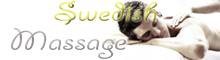 Swedish Massage- male and female massage in London -  for men and women