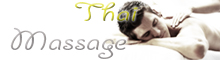 Thai Massage- male and female massage in London -  for men and women